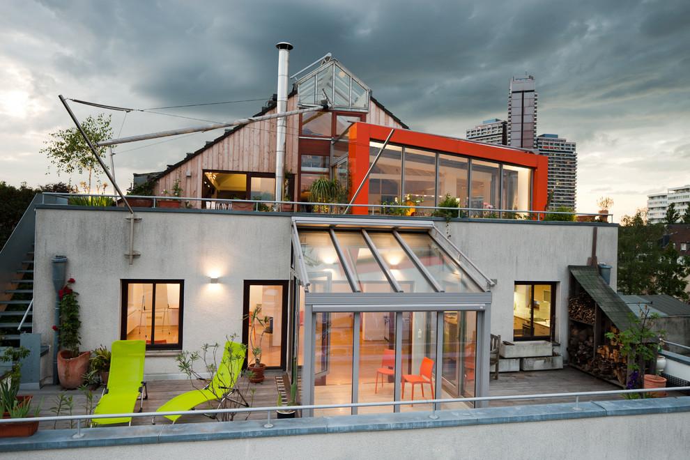 Industrial Outdoor Design