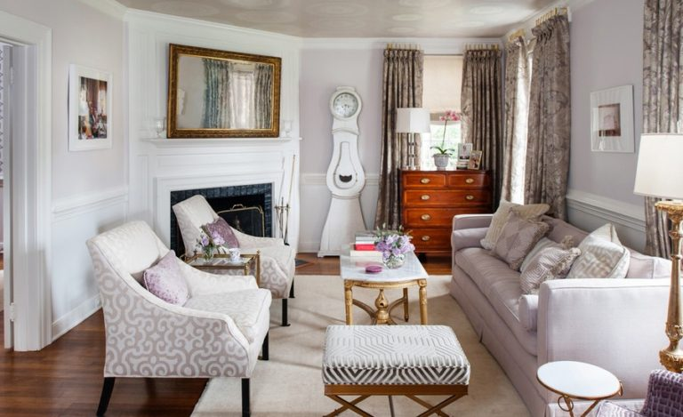 Traditional Catlett Residence By Bella Designs Studio