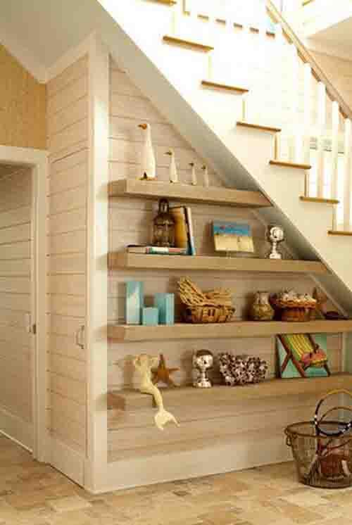 20 smart under stairs design ideas - Under stairs decorating ideas ...