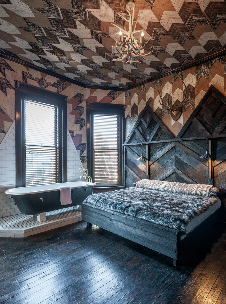 18 fresh bedroom design ideas for Bedroom designs rustic