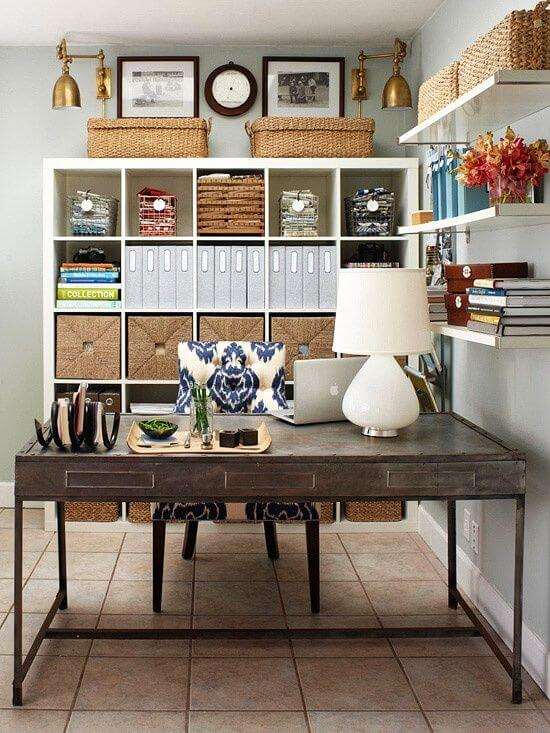 20 Smart Home Office Design Ideas