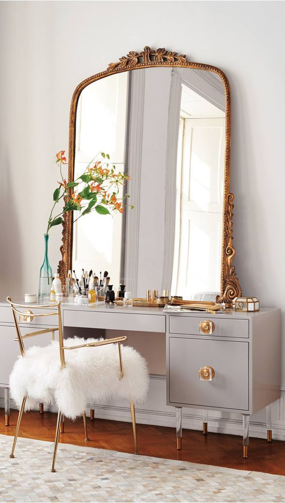 18 Stunning Bedroom Vanity Ideas