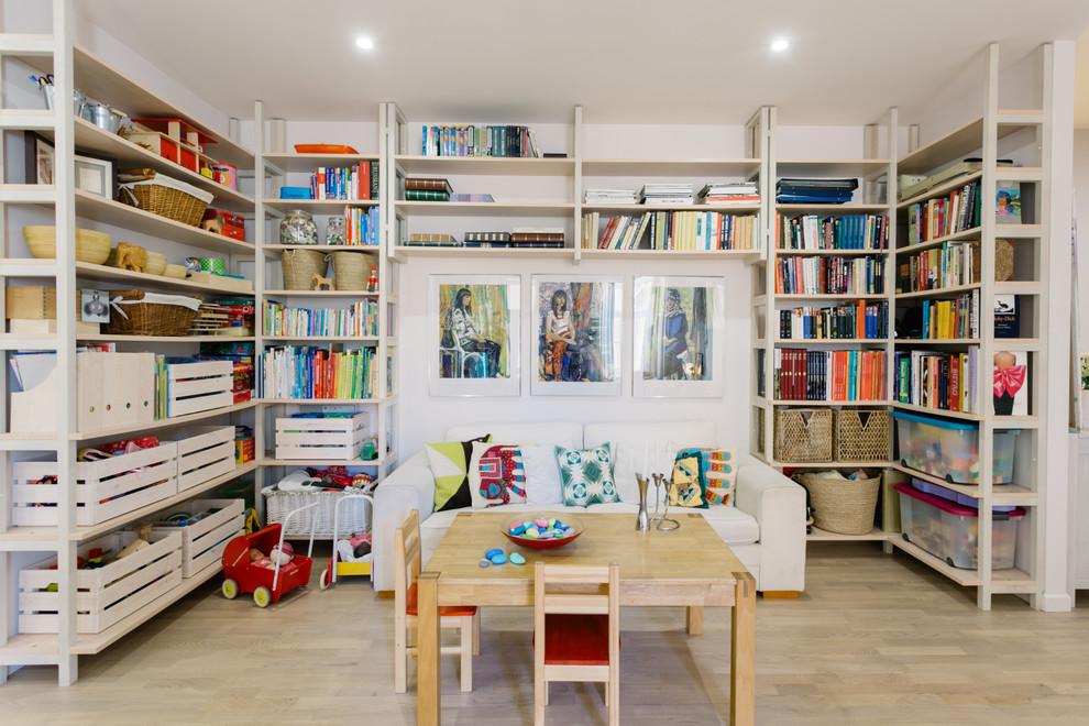 Traditional Kids Room Design