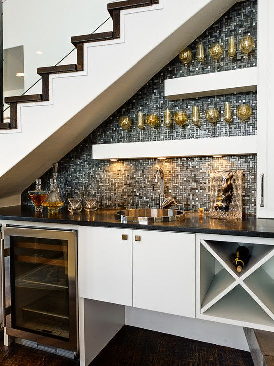 Under The Stairs Mini bar