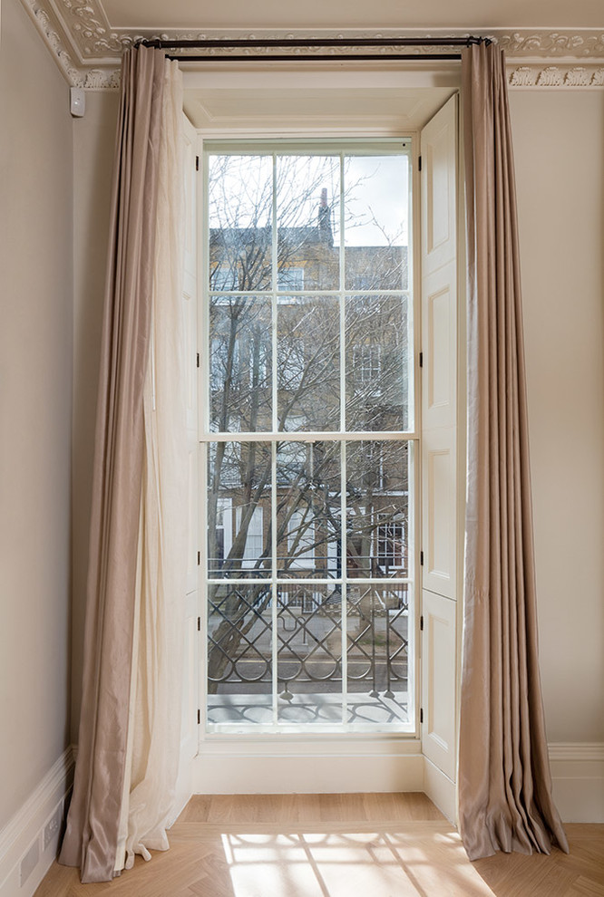 Victorian Style Large Window