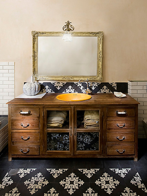 Bathroom Cabinets And Vanities Design : Awesome bathroom vanities design ideas