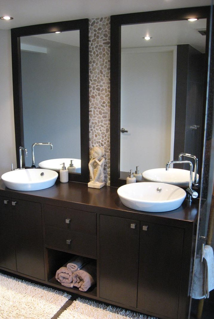 20 awesome bathroom vanities design ideas for Bathroom vanities design ideas