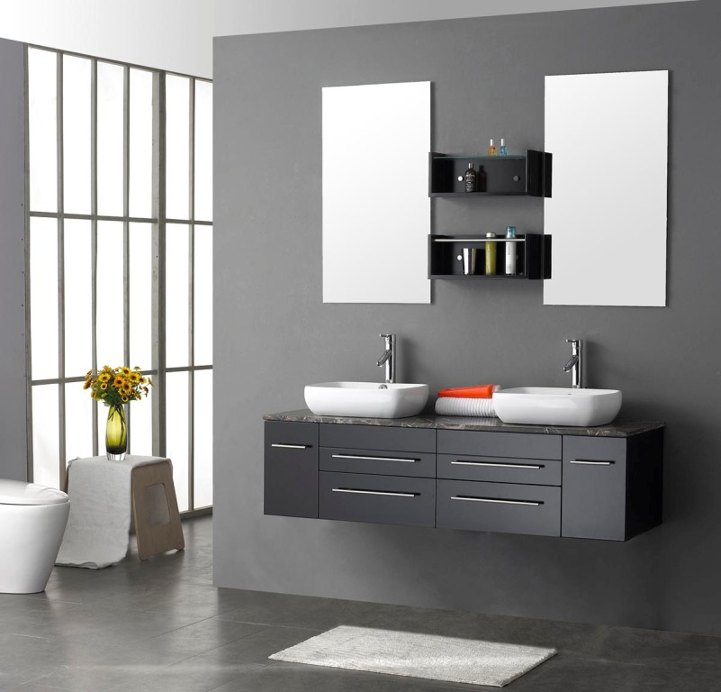 Unique Bathroom Vanities Designs Ideas In