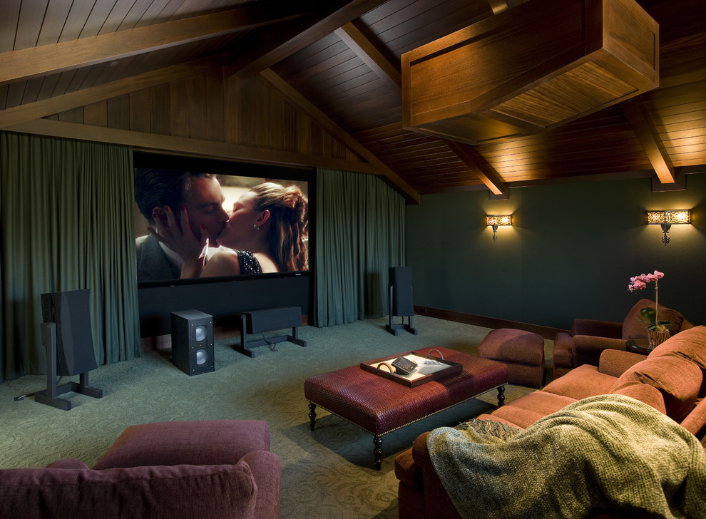 15 best home theater design ideas. Black Bedroom Furniture Sets. Home Design Ideas