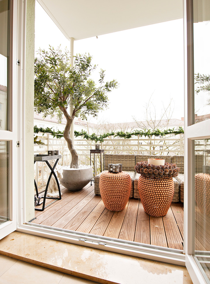 Eclectic Deck Design
