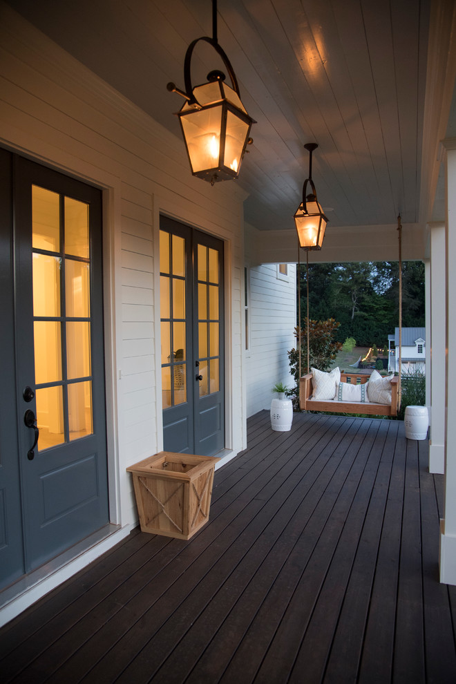 Farmhouse Porch Design