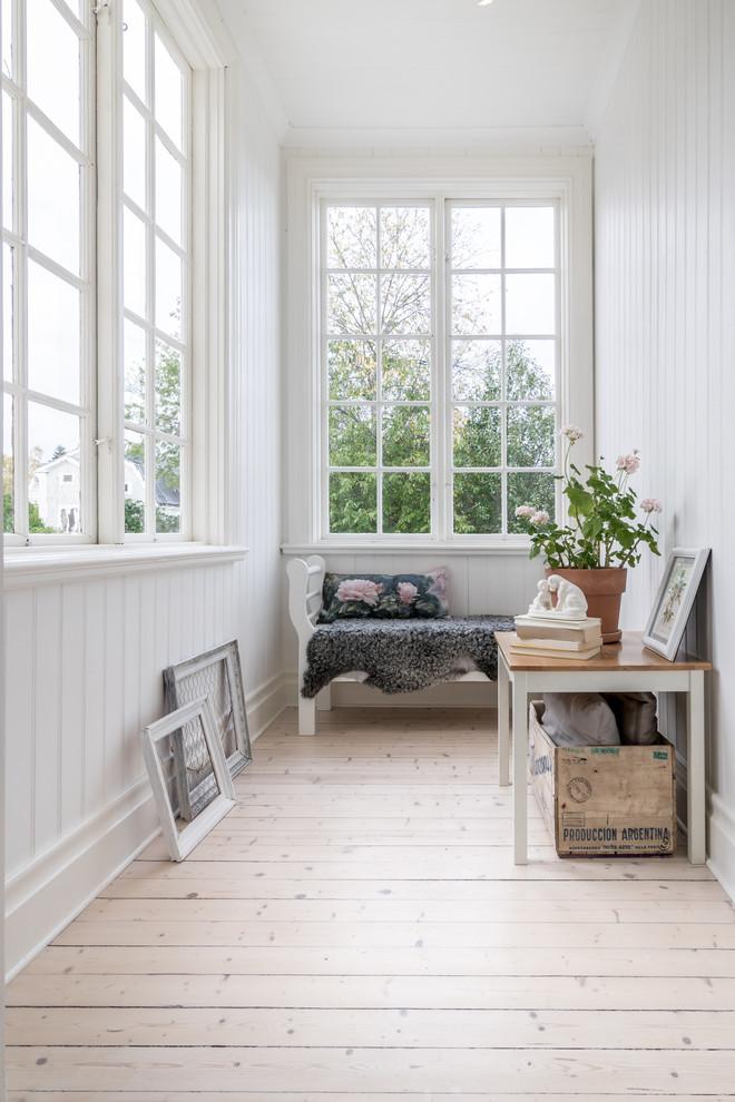 Farmhouse Sunroom Design
