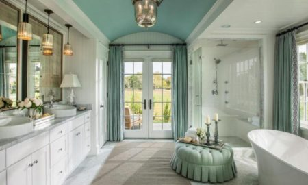 the exceptional master suite represents modern luxury at its finest