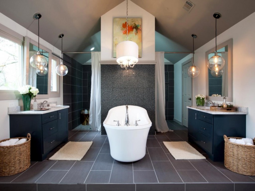 Luxury master bathroom - Modern Luxury Master Bathroom Design Ideas 16
