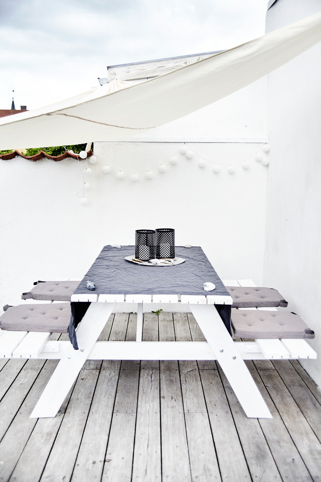 Scandinavian Patio Design