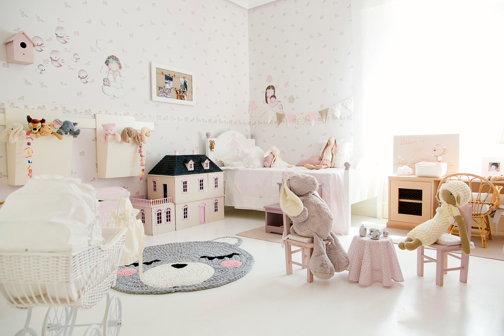shabby-chic-style-kids-room-design