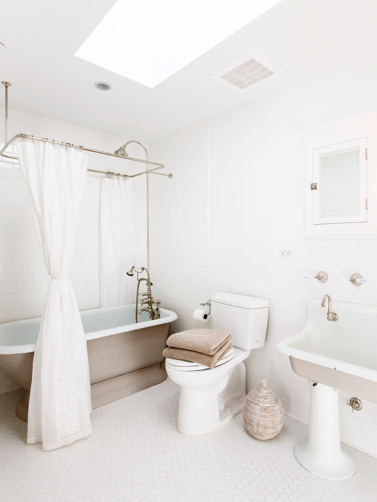 shabby-chic-style-walk-in-shower