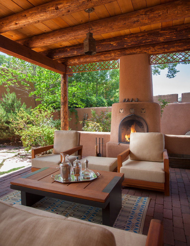 Southwestern Patio Design