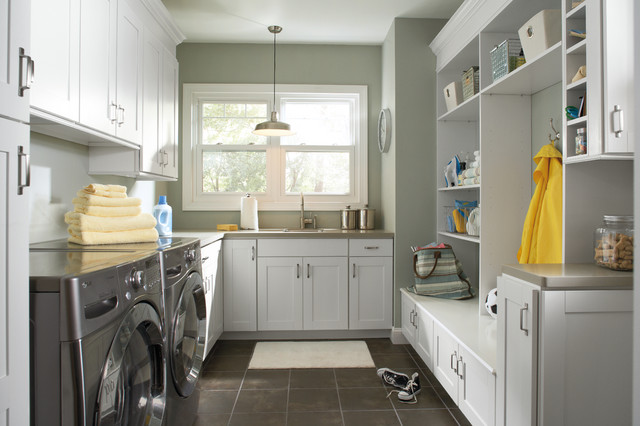 Traditional Laundry Design Ideas 19