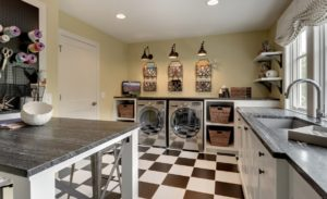 25 Best Traditional Laundry Design Ideas