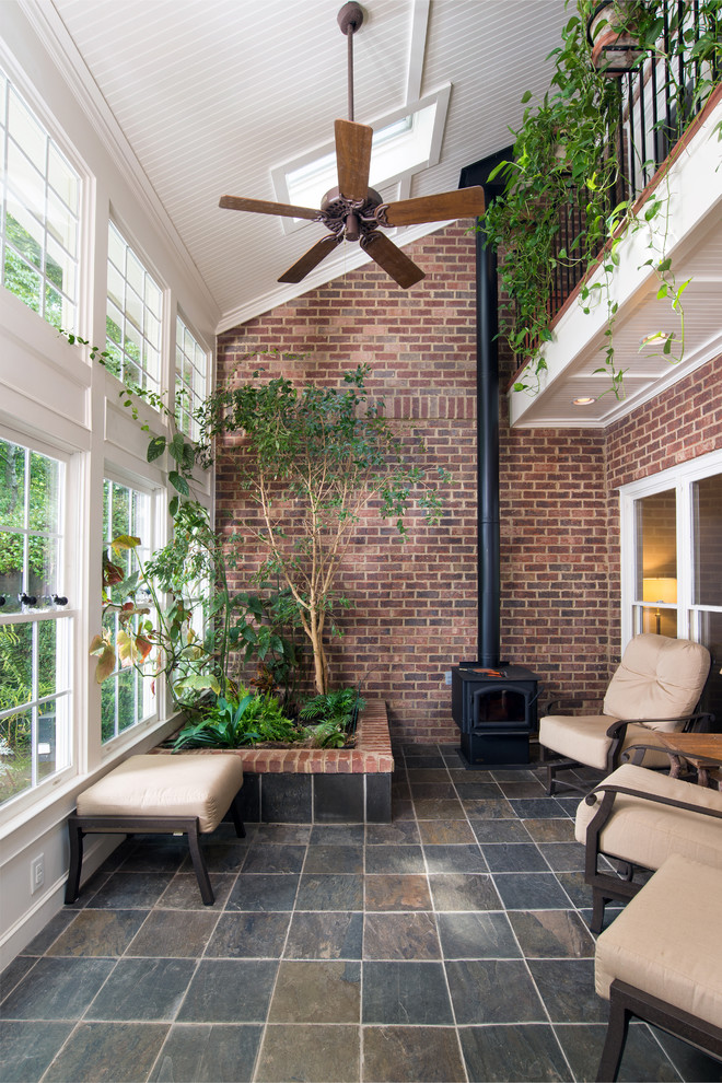 15 beautiful sunroom design ideas for How to design a sunroom