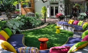 Transitional Landscape Design