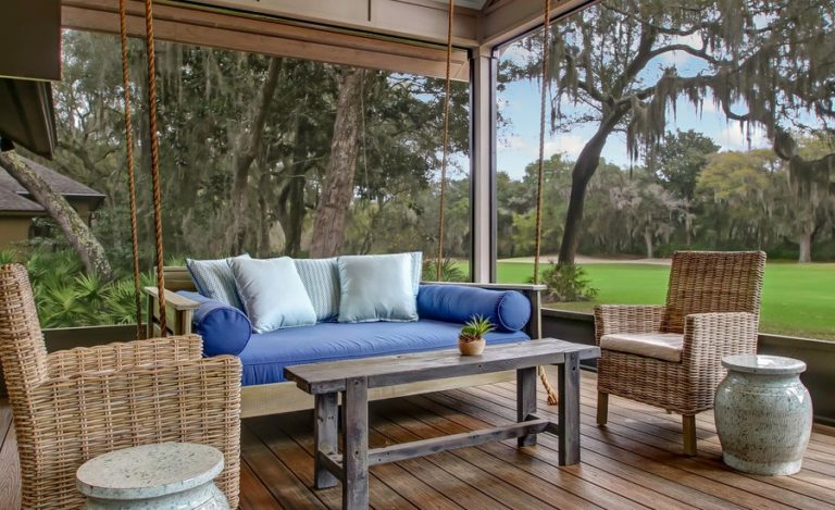 18 Relaxing Porch Design Ideas