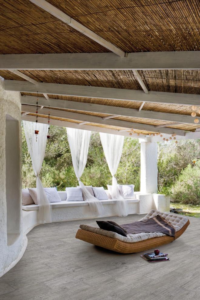 Tropical Porch Design