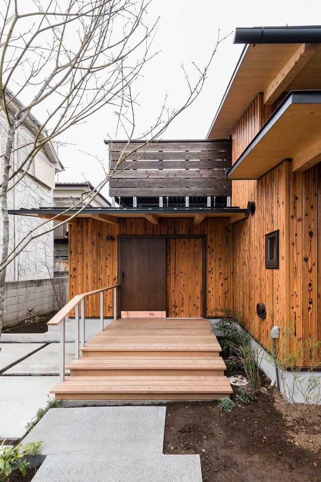 18 awesome house exterior design ideas for Asian exterior house design