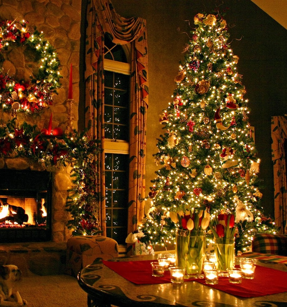 30 awesome christmas tree decorating ideas - Christmas tree decorating best ideas ...