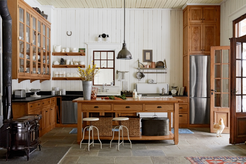beautiful-country-kitchen-design