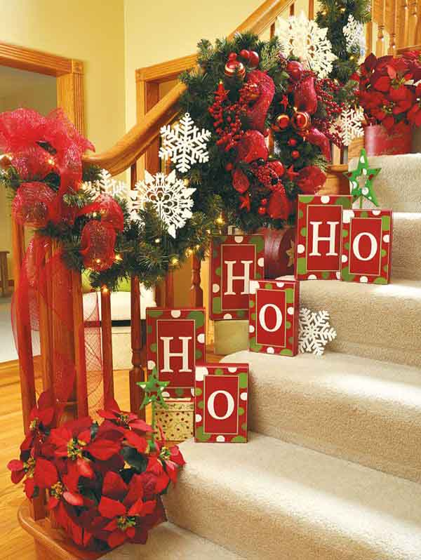 Christmas decoration ideas for 2016 for Home decor xmas