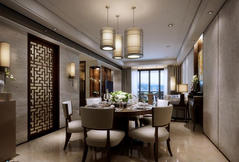 Luxurious Dining Room Design Inspiration
