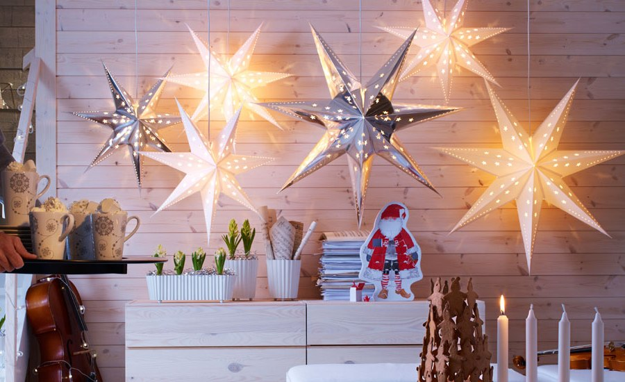 bright-indoor-christmas-decoration-idea