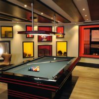 15 Spacious Basement Design Ideas