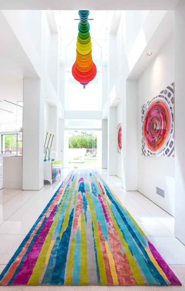 contemporary-hallway-design