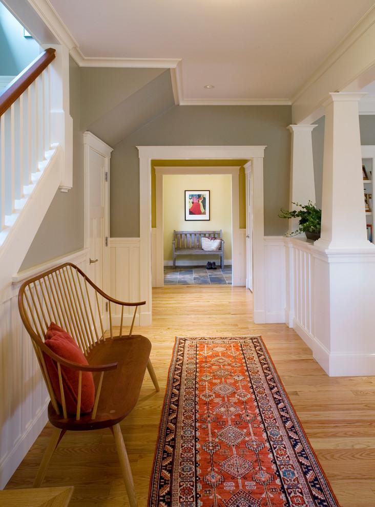 craftsman-hallway-design