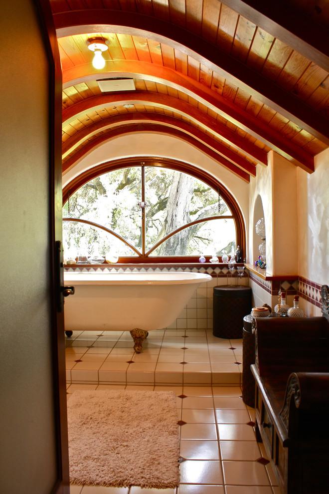 eclectic-master-bathroom