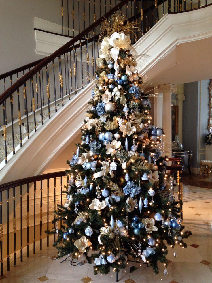 elegant-christmas-tree-decoration