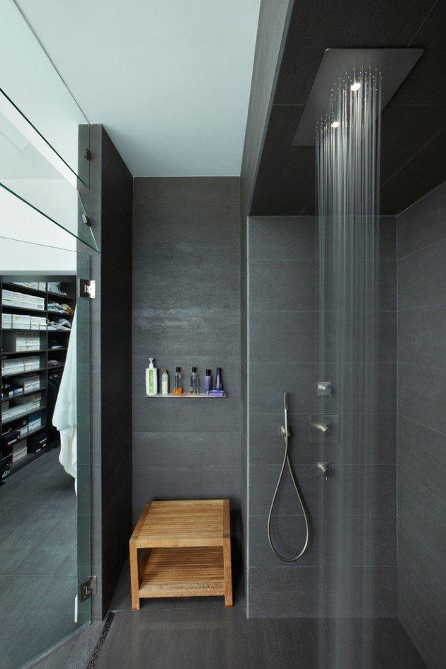 20 Unique Modern Bathroom Shower Design Ideas