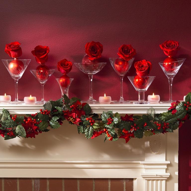 fireplace-christmas-decoration