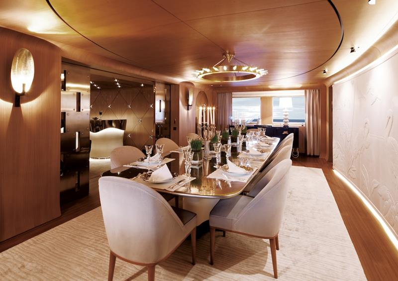 21 Luxurious Dining Room Design Inspiration : Gold luxurious living room from www.dwellingdecor.com size 800 x 565 jpeg 64kB