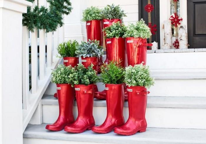 interesting-diy-christmas-boots-decoration
