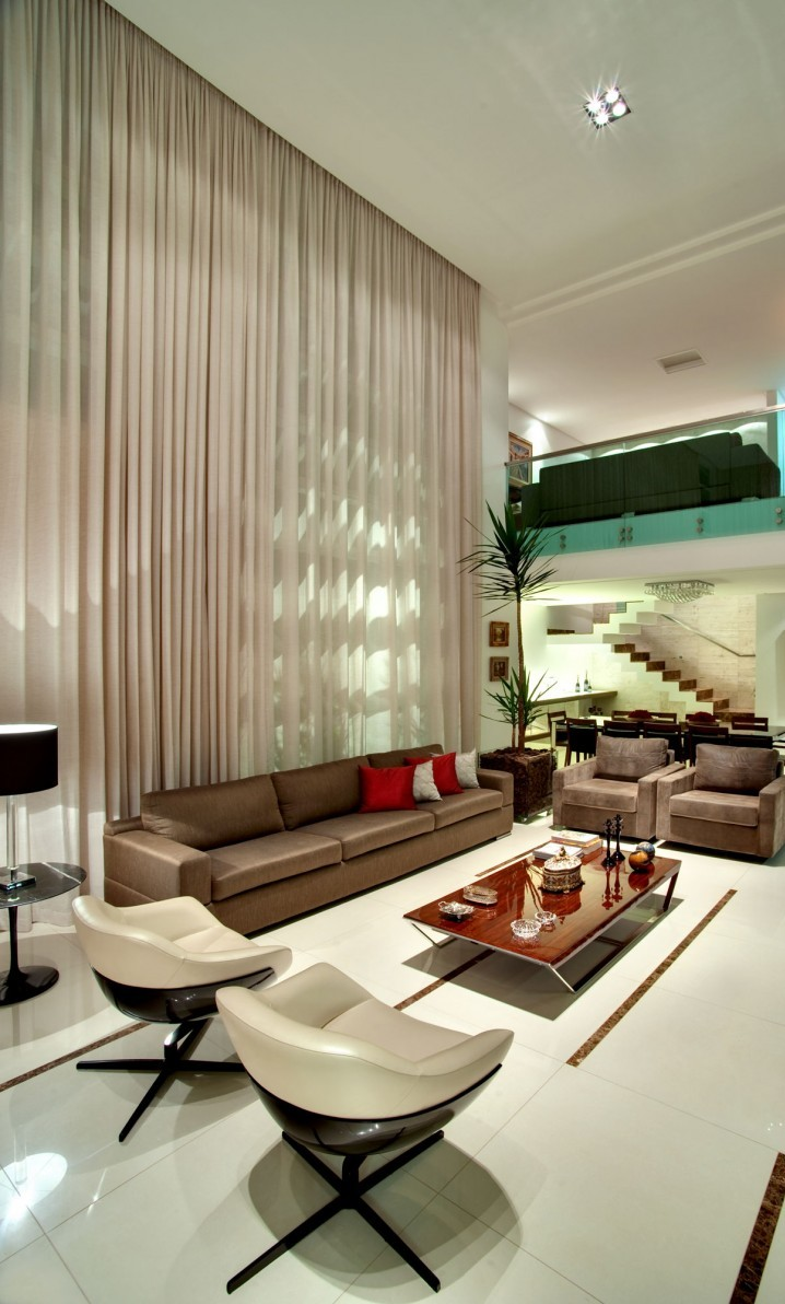 30 luxurious living room design ideas for Modern living space