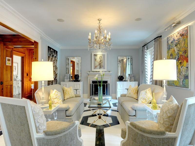 30 luxurious living room design ideas for Exclusive living room designs