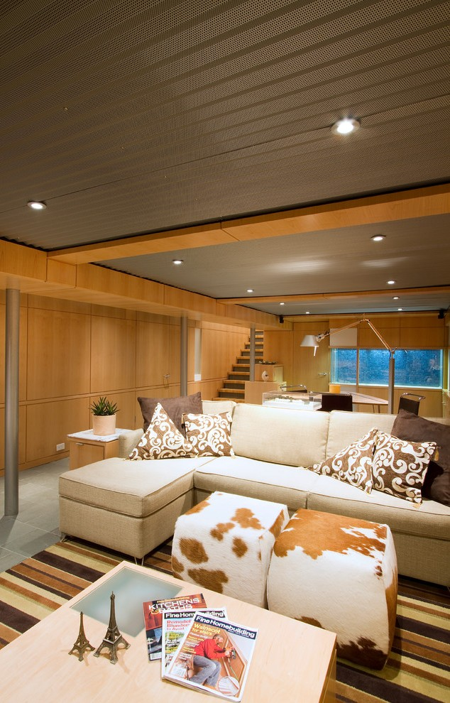 midcentury-basement-design