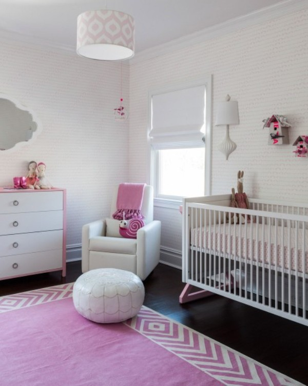 31 Stunning Modern Nursery Design Ideas