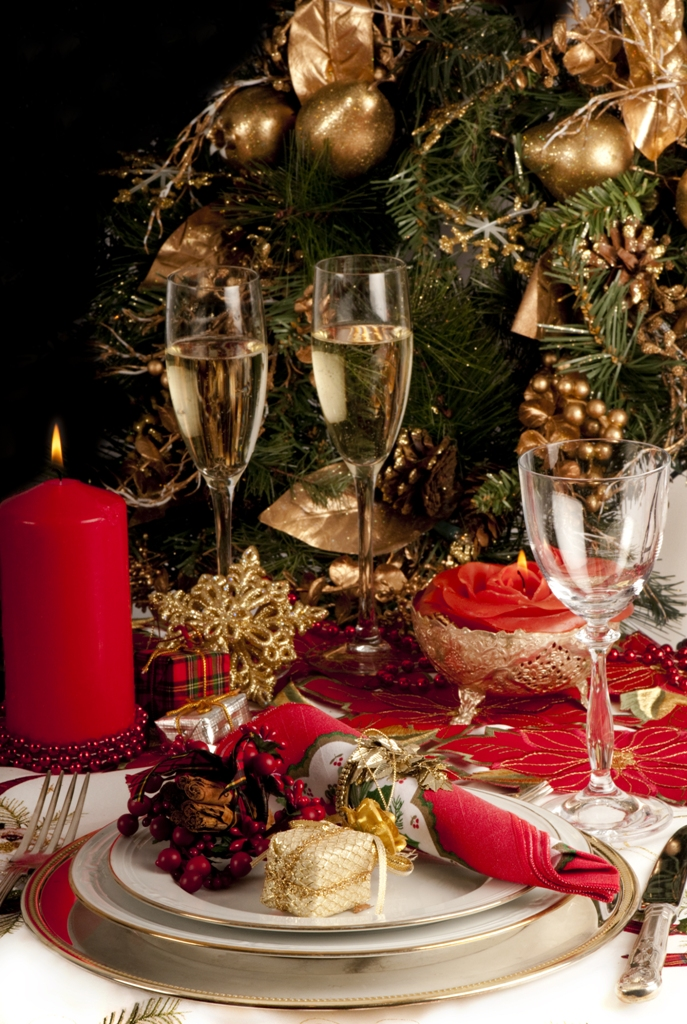 pretty-christmas-table-decoration-ideas-23