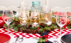 30 Pretty Christmas Table Decoration Ideas