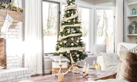 rustic-living-room-christmas-decoration